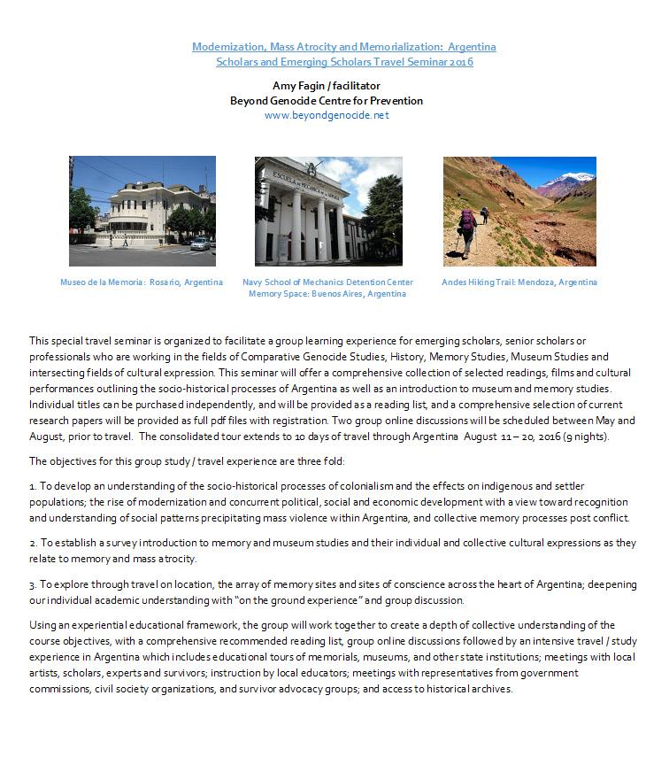 Modernizaion Memorialization and Mass Atrocity cover page